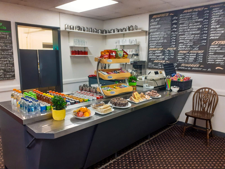 the diner at bentwaters - for takeaway weekday breakfasts & lunches